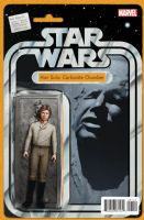 Star Wars: Han Solo #1 (of 5) - Christopher Han Solo: Carbonite Chamber Action Figure Variant Cover